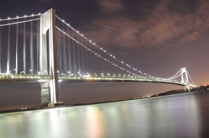 Did you know that a bridge was named after Verrazano? Verrazano Narrows Bridge, named for the famous explorer, opened in 1964 and was the longest suspension bridge in the world until 1981.  In honor of his discovery of New York Harbor Verrazano day is celebrated every April 17th in New York state.
